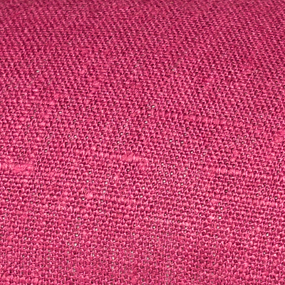 Burgundy linen fabric by metre