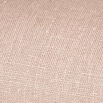 Nougat linen fabric by metre