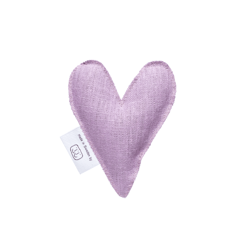 Heather lavender heart