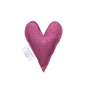 Purple lavender heart