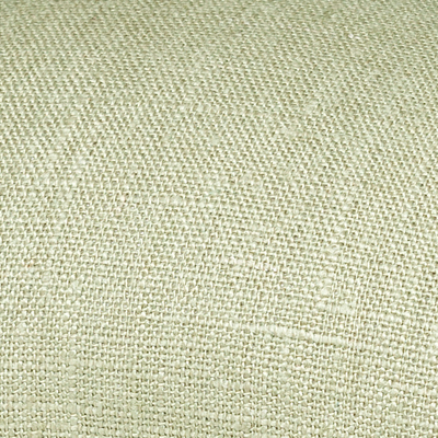 Light olive green linen fabric by metre