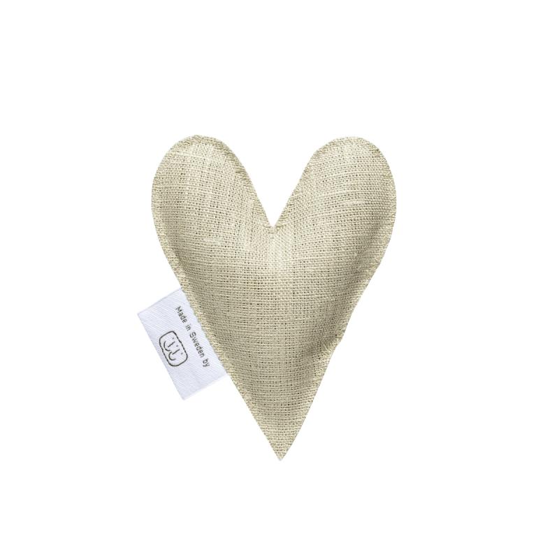 Light olive lavender heart