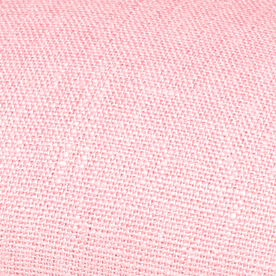Pale pink fabric by metre