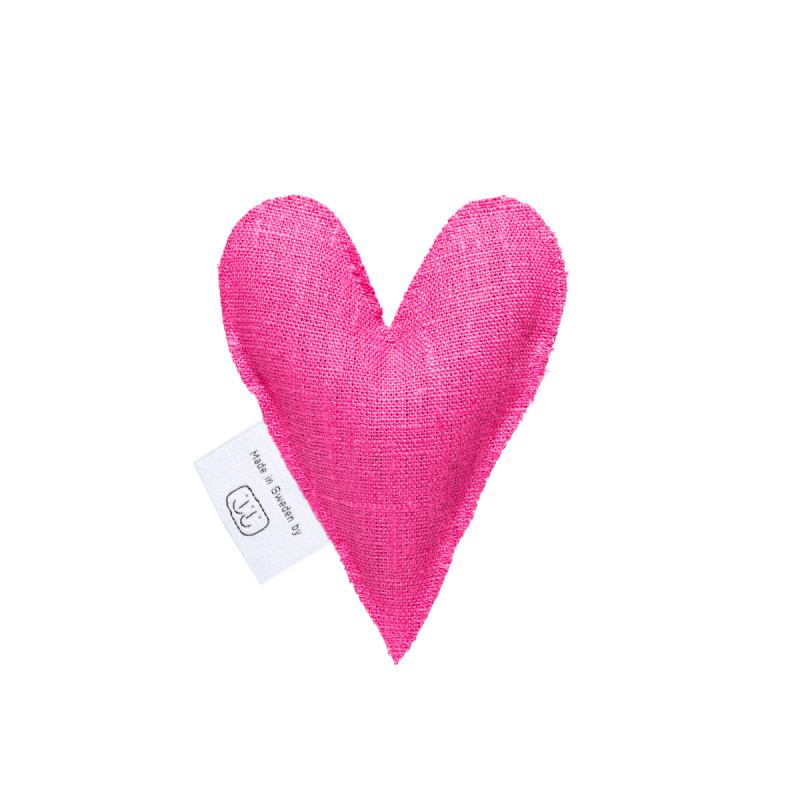 Pink lavender heart