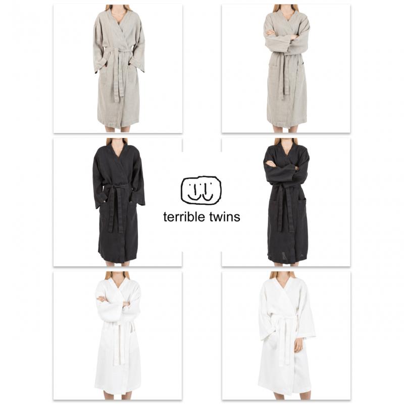 Kimono in linen