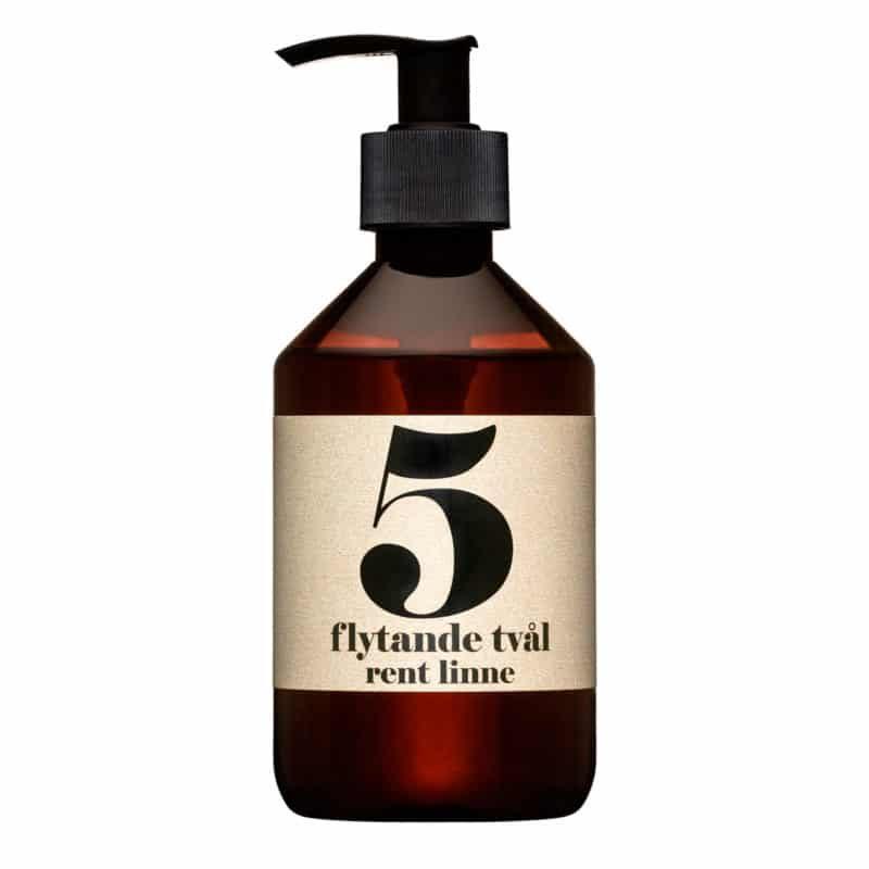 Liquid soap 5 Pure Linen