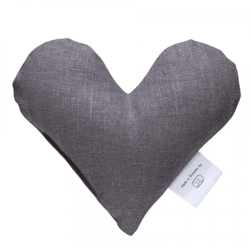 Grey sweetheart wheat warmer