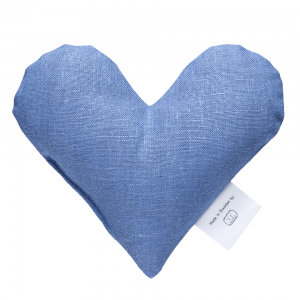 Denim sweetheart wheat warmer