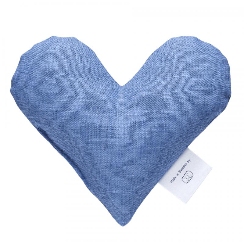 Mellanblå sweetheart vetevärmare