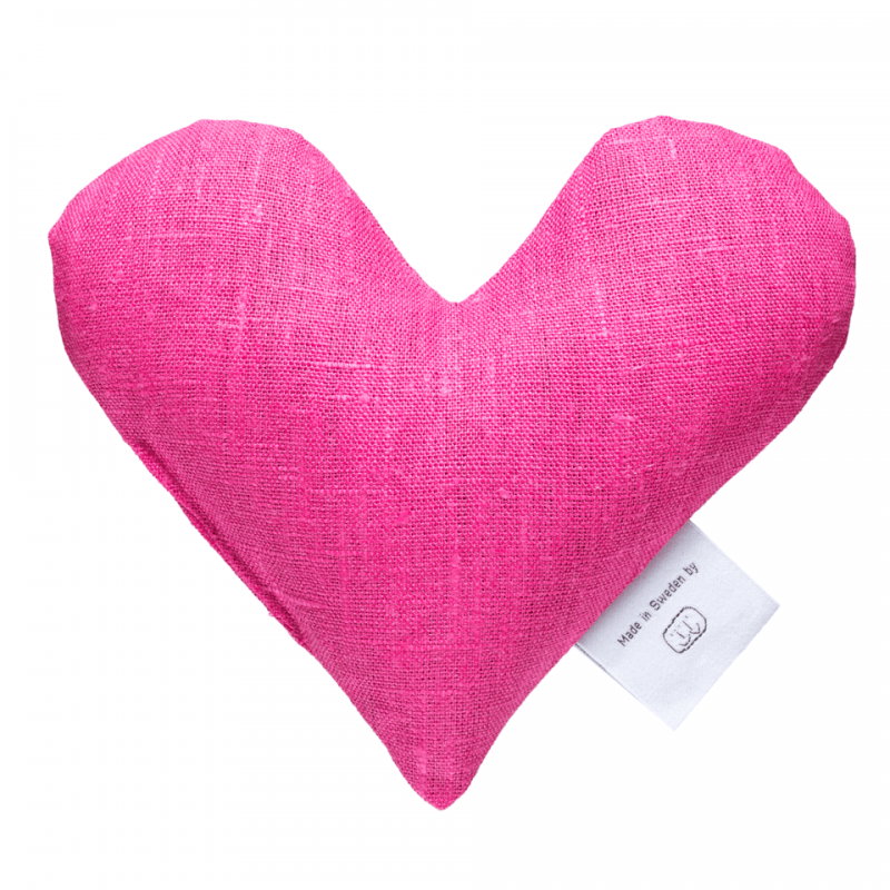 Pink sweetheart wheat warmer